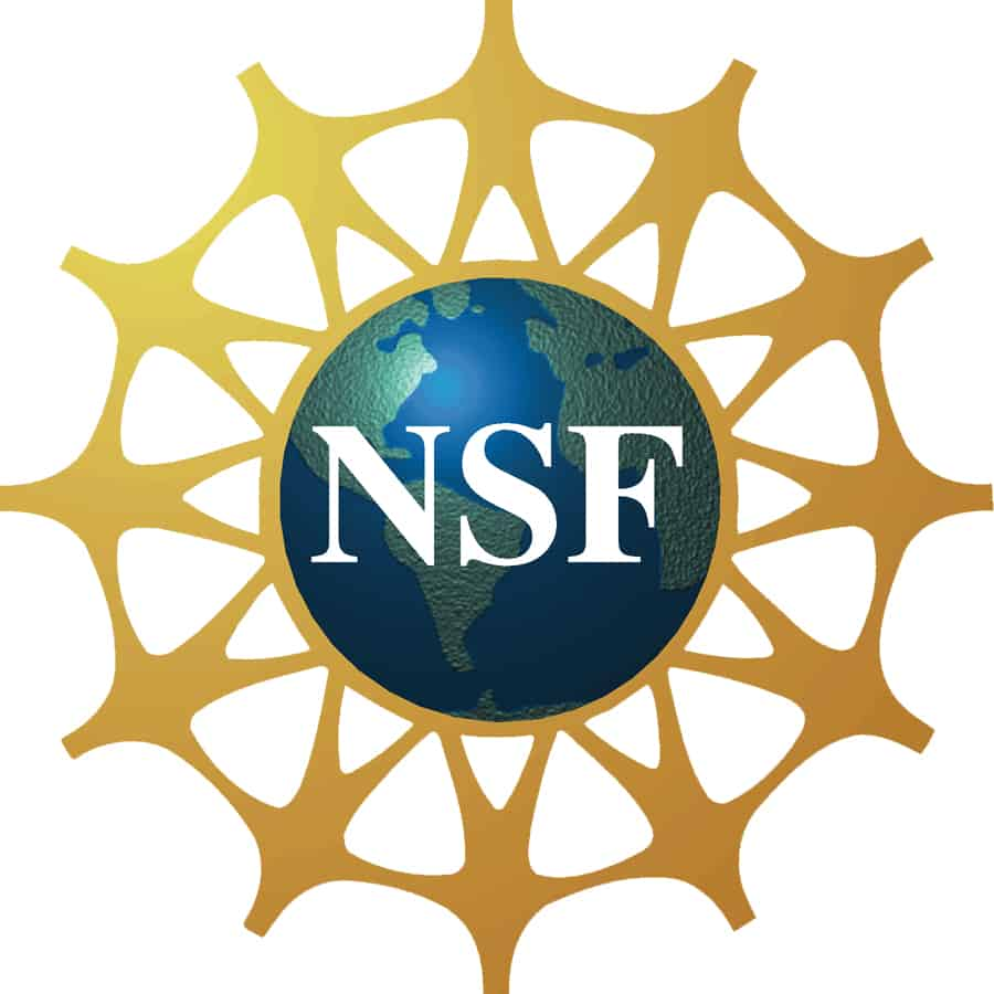Logo - National Science Foundation