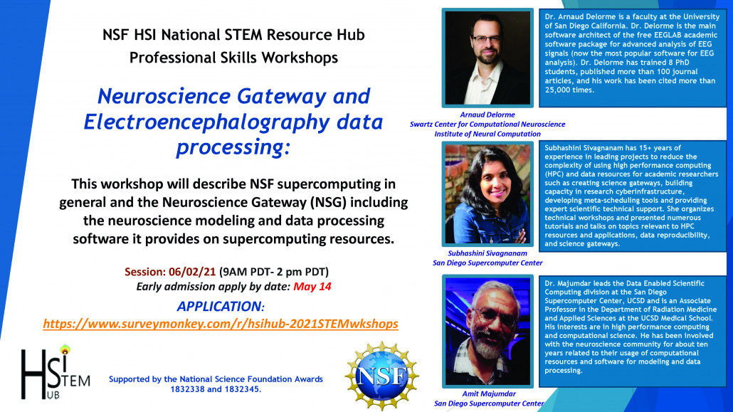 Flyer - Neuroscience-Gateway-and-Electroencephalography-Data-June-2021